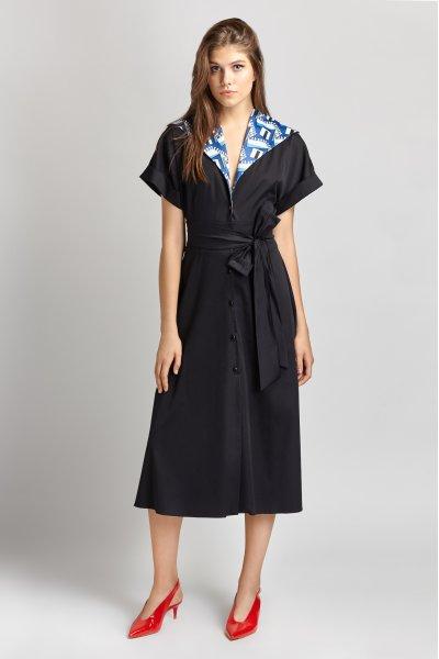 Daphnaeae cotton dress
