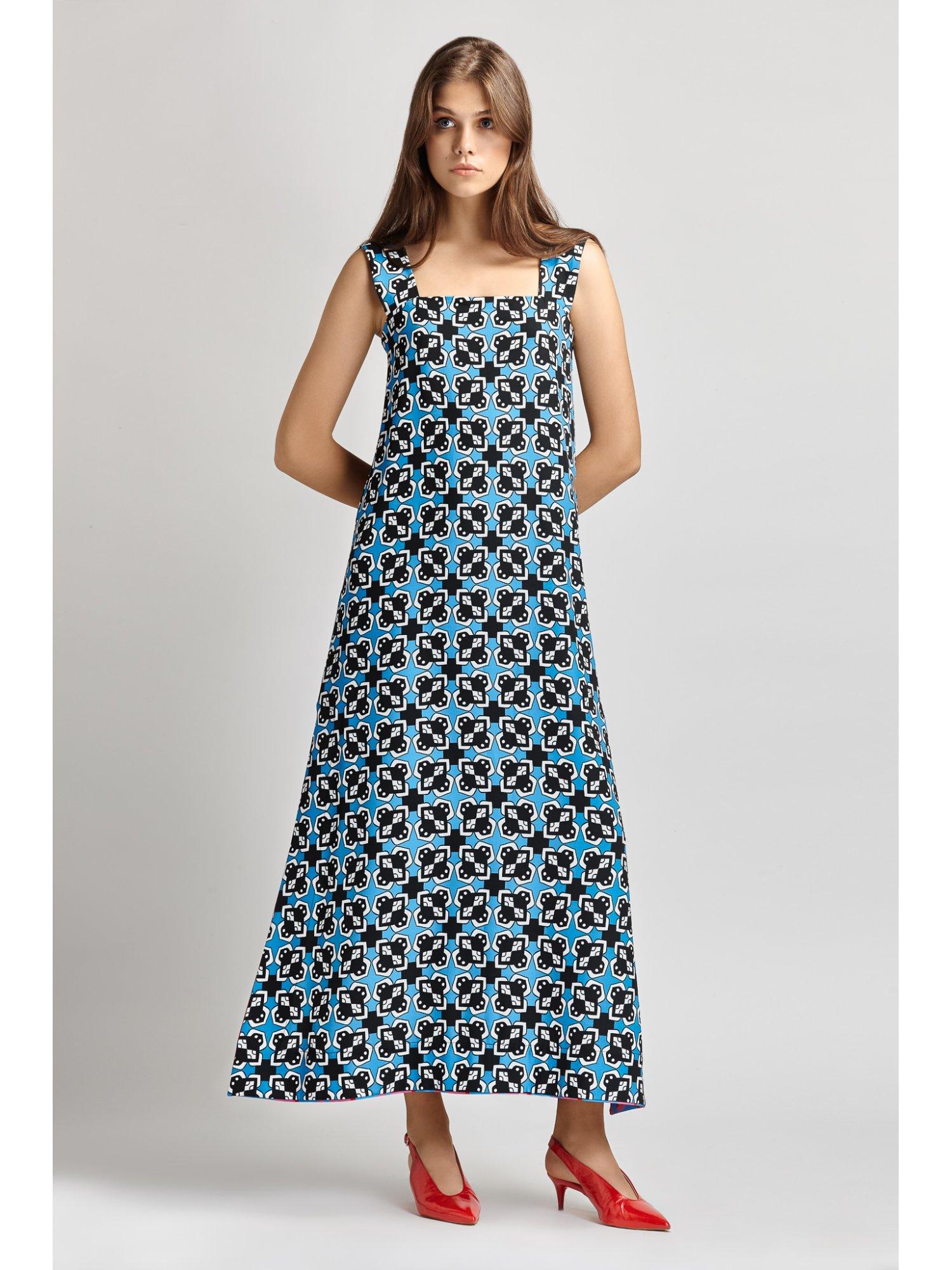 Tithorea dress
