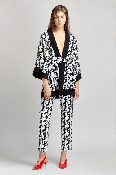 Maia kimono cardigan