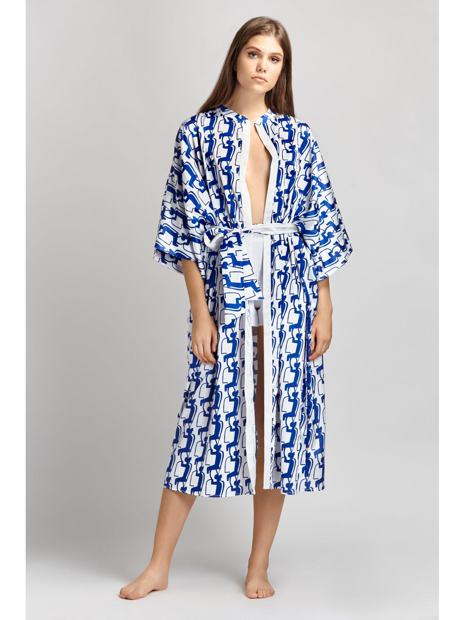 Echo kimono kaftan