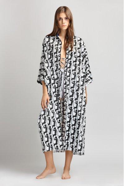 Claia kimono kaftan