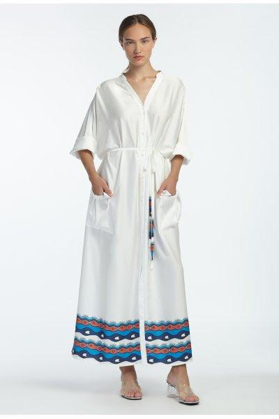 PERSEPHONE KAFTAN DRESS