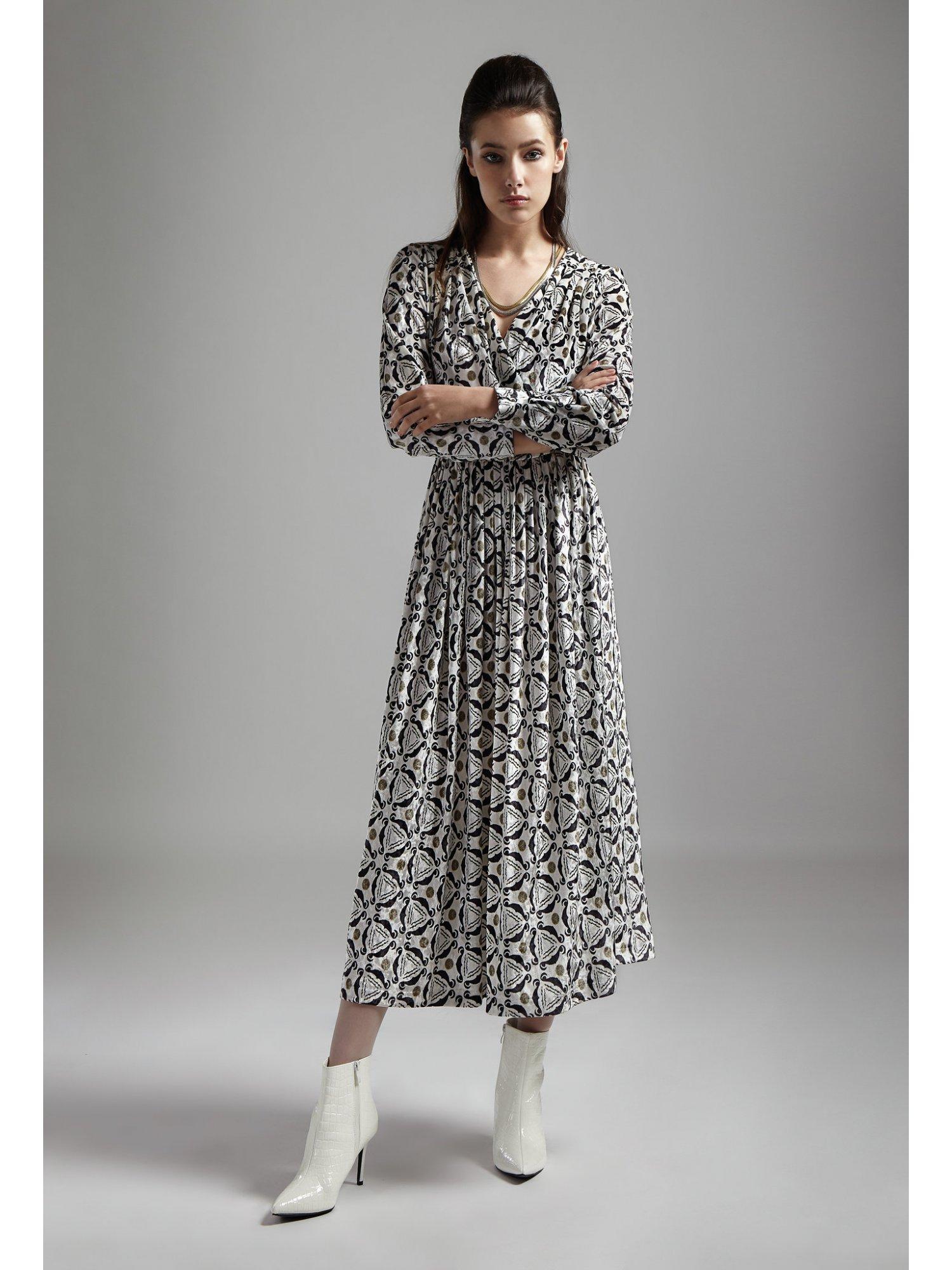 ERYTHEIS DRESS