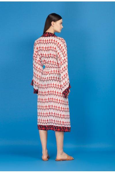 Nymph kimono dress
