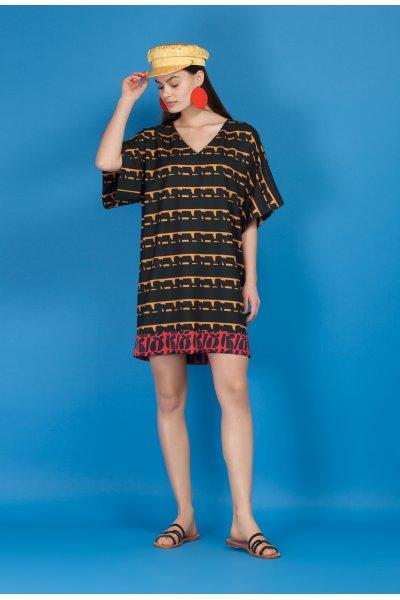 Amadryas dress